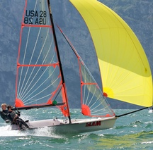29er Complete Boat including Sails