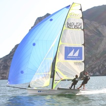 49er Rig Package- Mast & Sails.     Special price when bought with Complete Boat