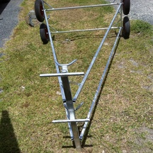 ILCA Stacker Trolley